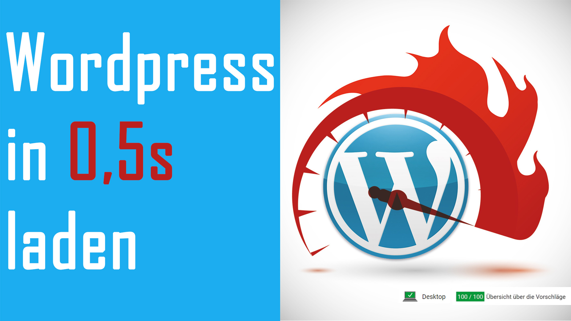 Wordpress Pagespeed verbessern